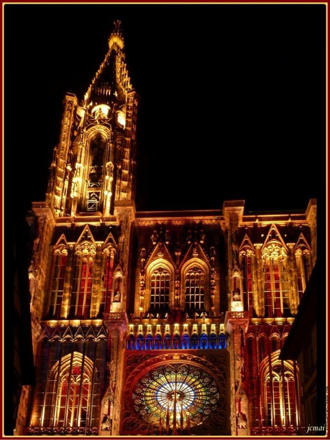 Cathédrale de Strasbourg et sa flèche