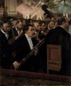 Degas orchestre