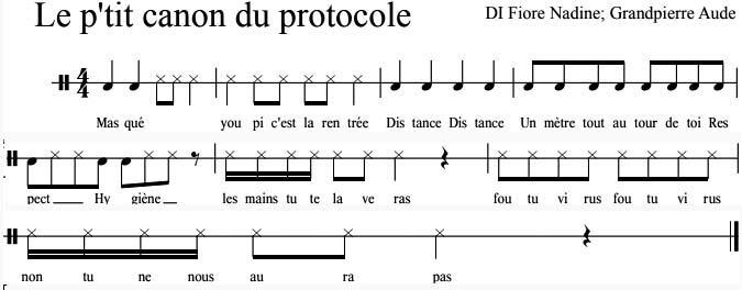 Le p tit canon protocole