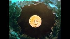 Lune melies couleur