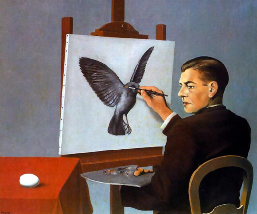 MagritteClairvoyance