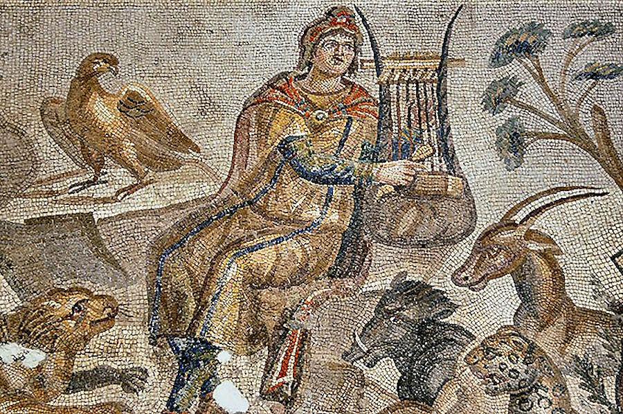 Représentation du 3ème siècle